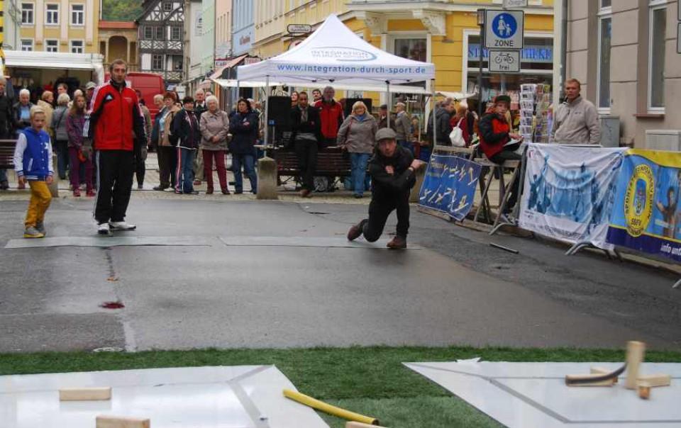 """DiverCity Jena – Sport trifft Kultur""   16 – 21 Uhr   Sportpark Lobeda"