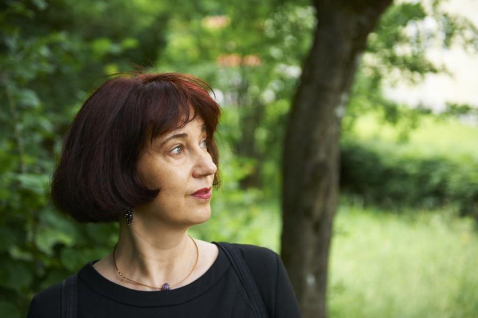 """Lesung mit Olga Martynova   20.15 Uhr   JUB Thalia """"Neue Mitte"""""""